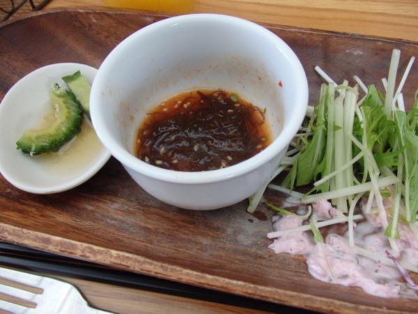 島野菜カフェ Re:Hellow BEACH 料理