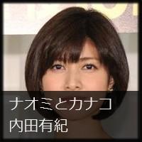 【内田有紀髪型】『ナオミとカナコ』
