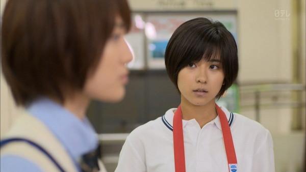 黒島結菜ちゃんは前田愛ちゃんに似ている