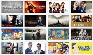 Huluで流行りのアメリカドラマを視聴する