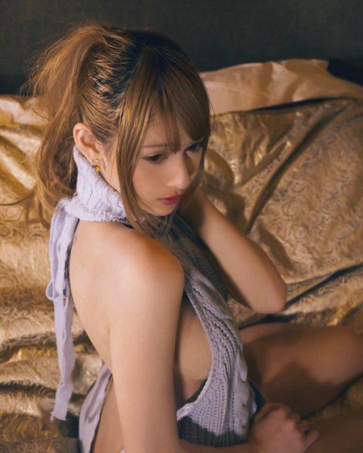 【アンジェラ芽衣 童貞を殺すセーター画像】黒船リアディゾンの再来らしいが確かに可愛い☆