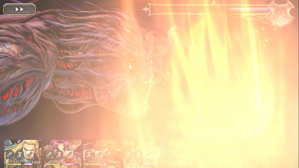 【アナデン】第25章ラスボス・クロノスメナスを撃破 ヒーラーがいないとかなり厳しい