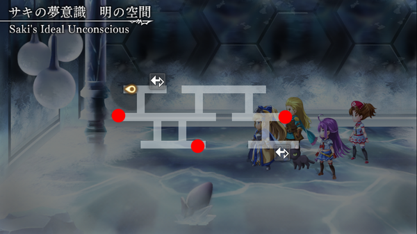アナザーダンジョン IDAスクール MAP