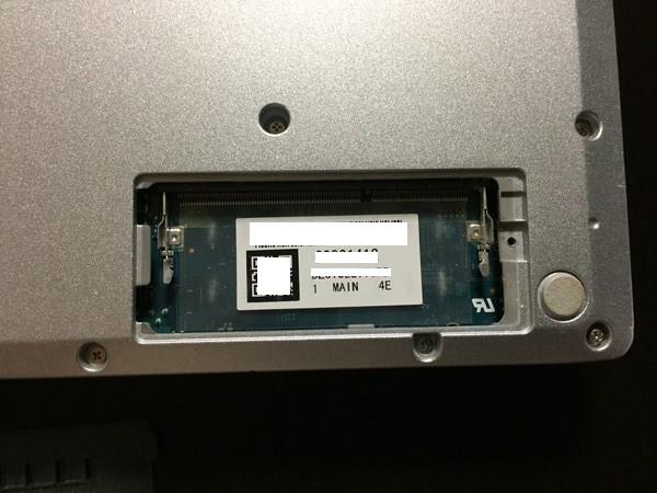 【レッツノートSX3メモリ増設手順】マルチモニタで動画再生してもカクカクしないでサクサク動く