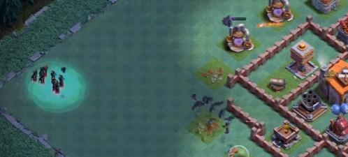ビルダーホールレベル6で☆2を取れるユニット構成と攻め方 ベスト5 クラクラ夜モード